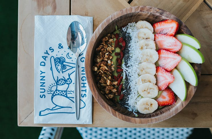 best breakfast cafes in Surfers Paradise