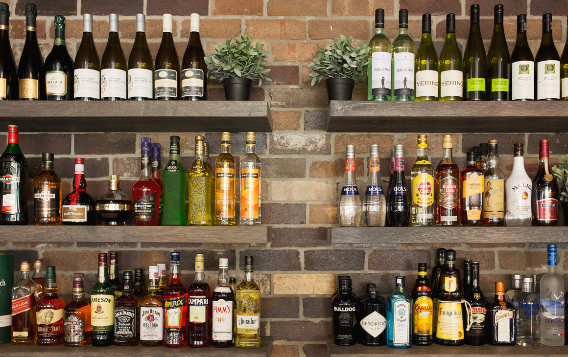 Wine at Padstows Noosa