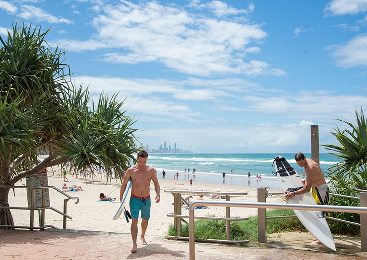 7 Of Our Fave Gold Coast Beaches