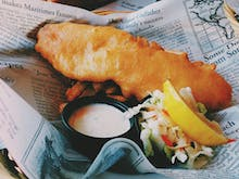 Get Hooked On The Sunshine Coast's Best Fish And Chips