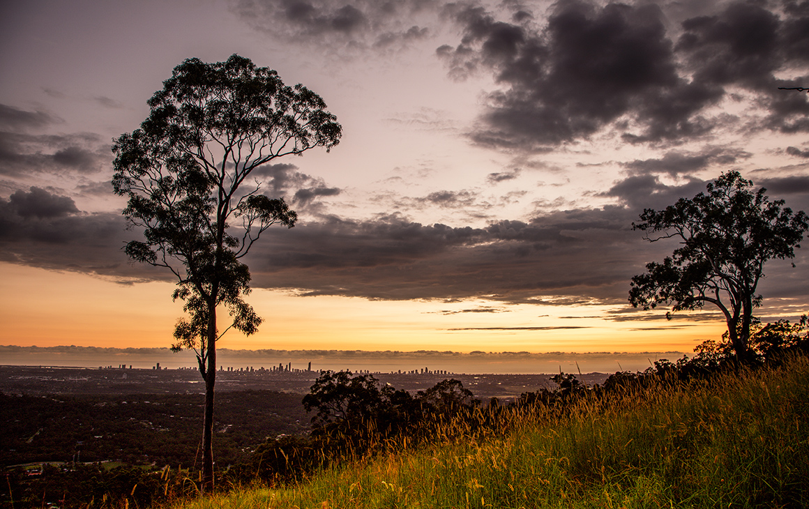best lookouts on the Gold Coast