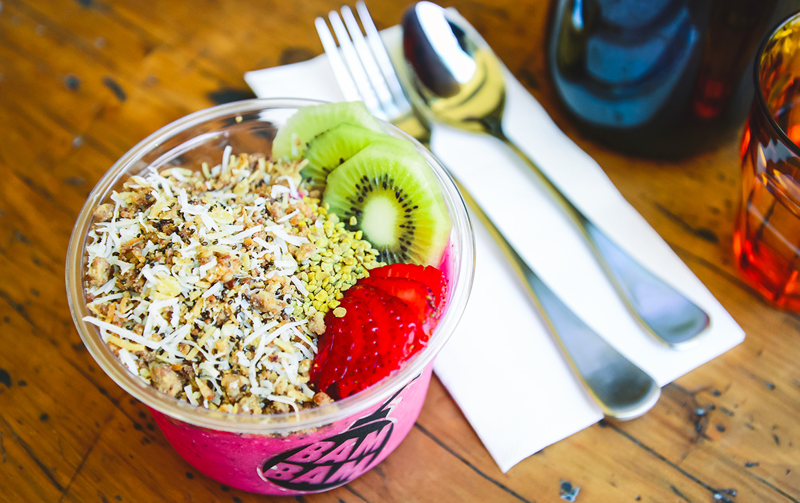 best breakfasts on the Gold Coast pitaya