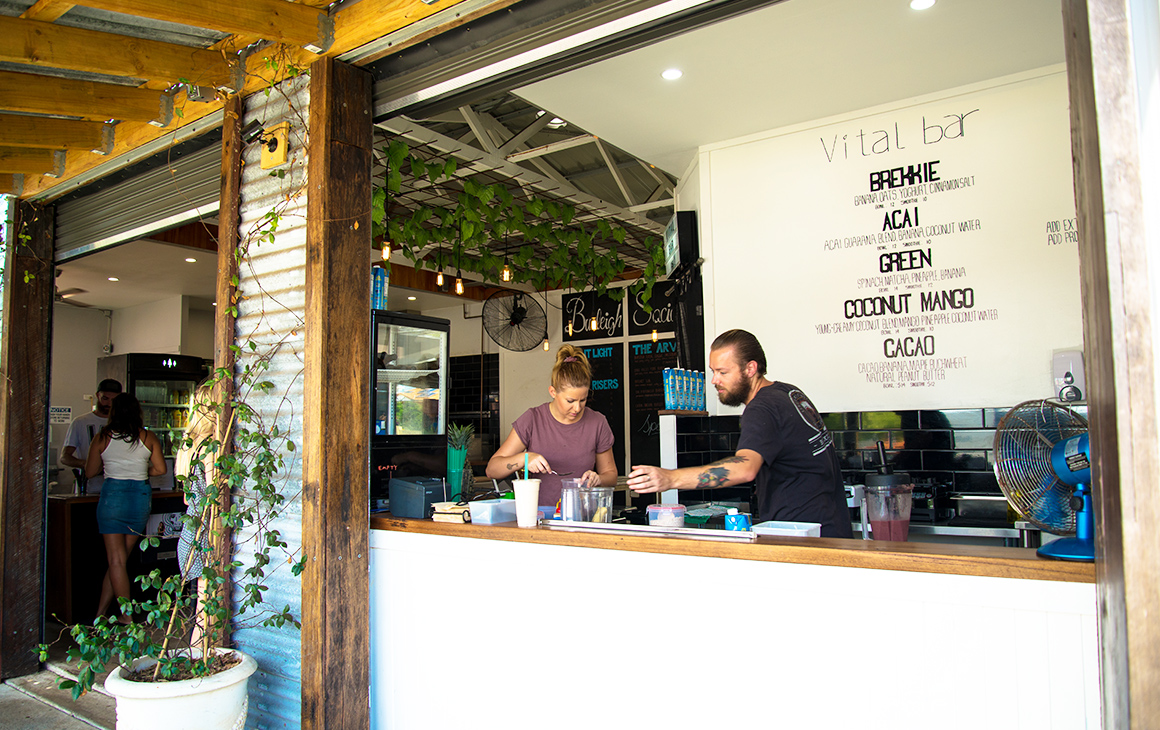 best breakfasts on the Gold Coast pitaya bowls