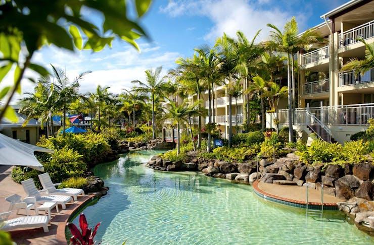 Best Accommodation On The Sunshine Coast For Families Sunshine