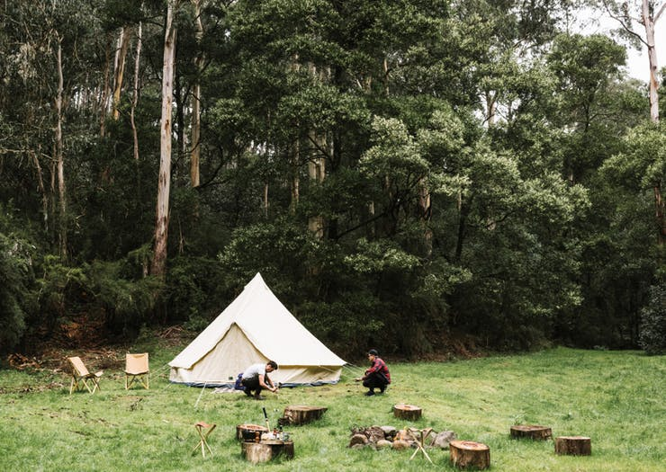 7 Awesome Camping Spots Worth Driving South For