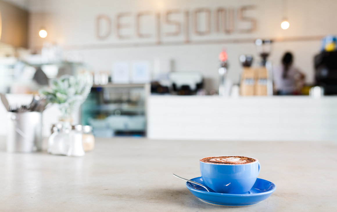 Decisions Cafe