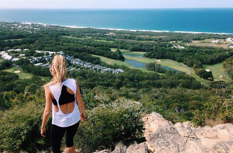 best hikes sunshine coast