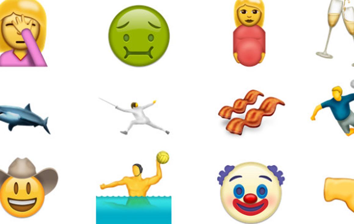 new emojis 5