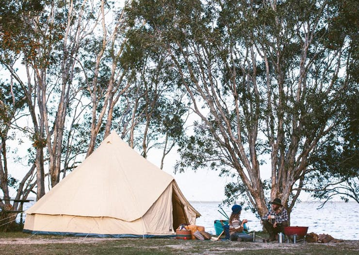 The Best Camping Spots On The Sunshine Coast