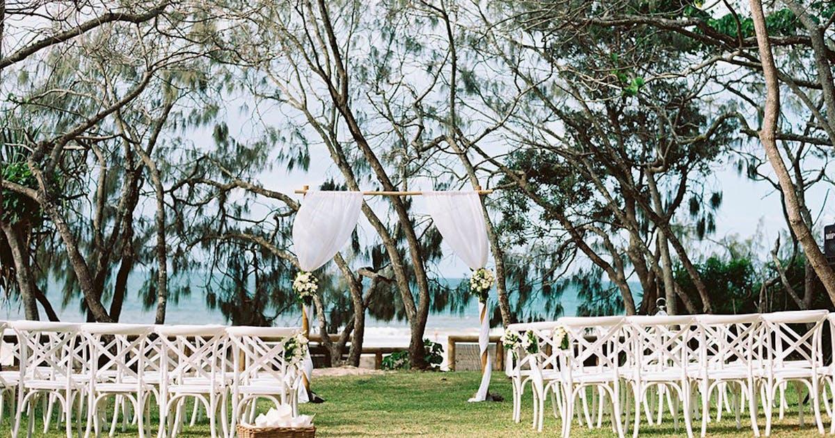 The 16 Best Wedding Venues On The Sunshine Coast Sunshine Coast