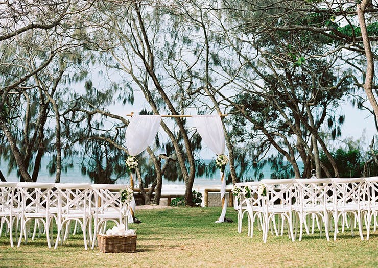 14 Of The Best Wedding Venues On The Sunshine Coast