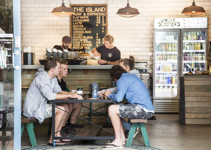 sunshine coast cafe