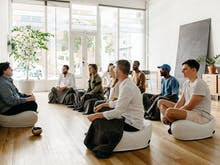Australia's First Pop-Up Meditation Studio Is Launching In Melbourne