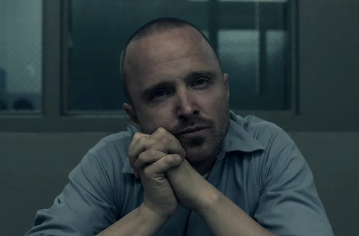 Aaron Paul stars in new show Truth Be Told