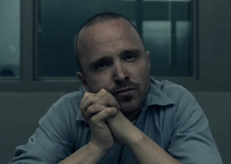 Let Aaron Paul Scare The Hell Out Of You In This Epic New Crime Show