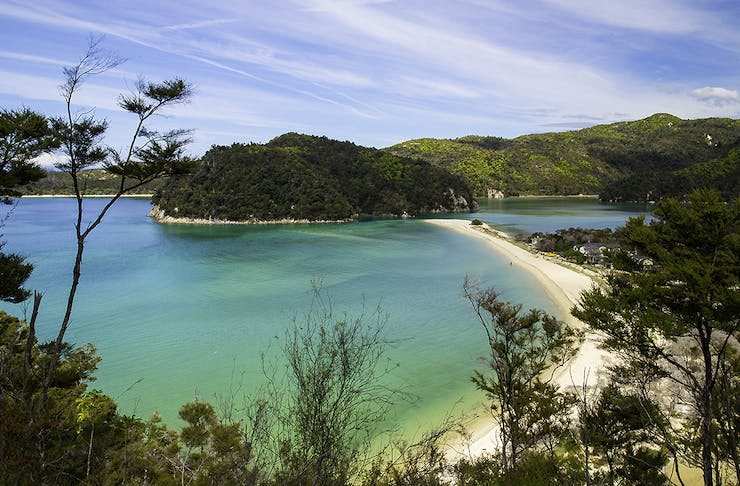 Torrent Bay In Abel Tasman