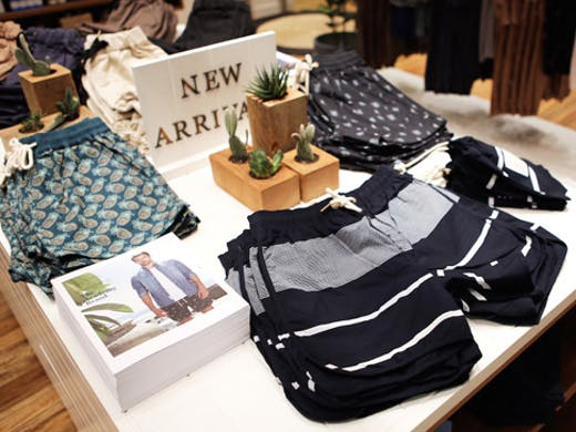 Academy Brand Miranda shopping