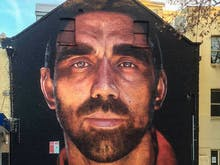 Hit Up This Inner City Suburb To See Sydney's Epic New Adam Goodes Mural