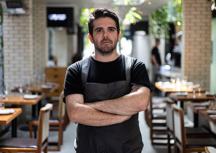What's On Adam Wolfers' Plate When He's Not In The Kitchen At Gerard's Bistro