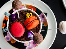 Om Nom Kitchen's New Multi-Sensory High Tea Will Blow Your Taste Buds Away