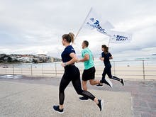 We Ran For The Oceans And Here's What Happened