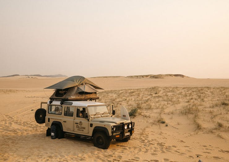 Get Schooled On Overlanding And Eco-Conscious Camping With Sydney's Adventure Merchants