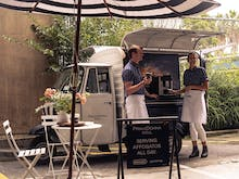 This Epic De'Longhi And Giapo Affogato Truck Is Handing Out Free Coffees Today And Tomorrow