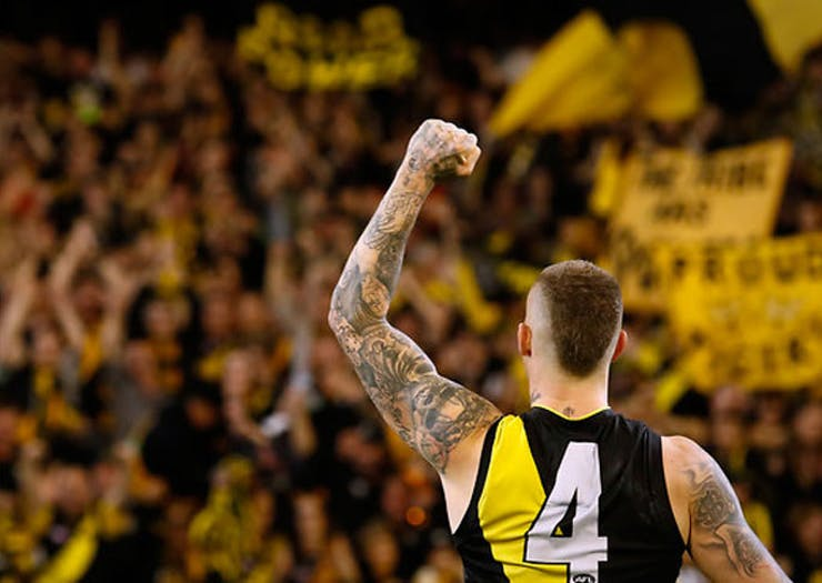 28 Things You Won't Be Saying While Watching The AFL Grand Final This Year