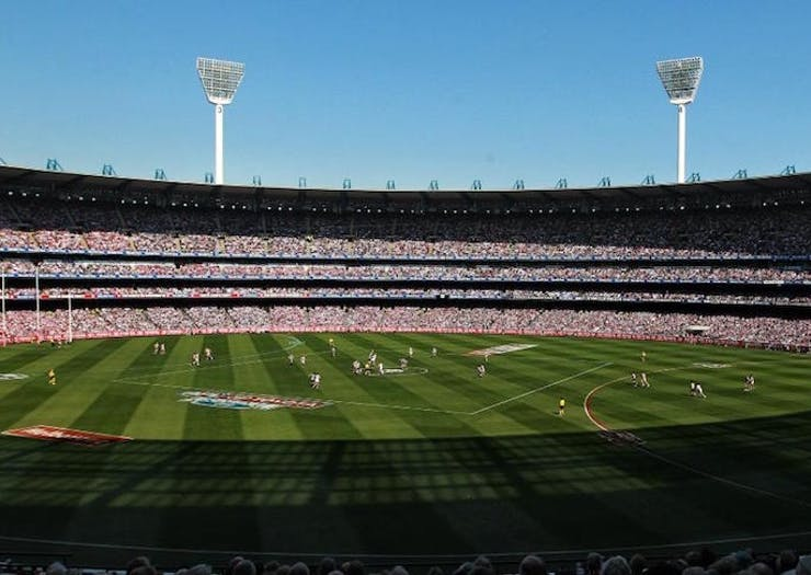 Where To Watch The AFL Grand Final In Perth