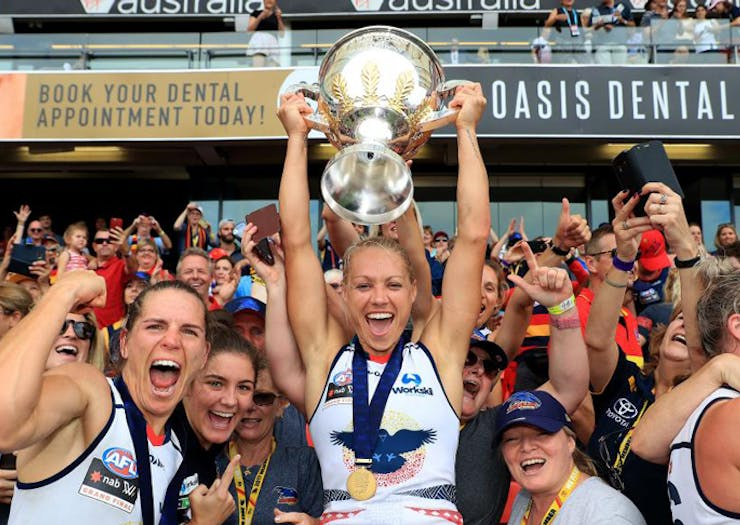 Everything You Need To Know About This AFLW Season