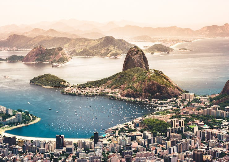 PSA: You Can Score Cheap AF Flights To South America This Weekend