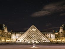 Here's How You Can Airbnb The Louvre