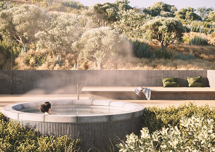 Alba Is The New Thermal Springs And Spa Destination Coming To The Mornington Peninsula In 2022