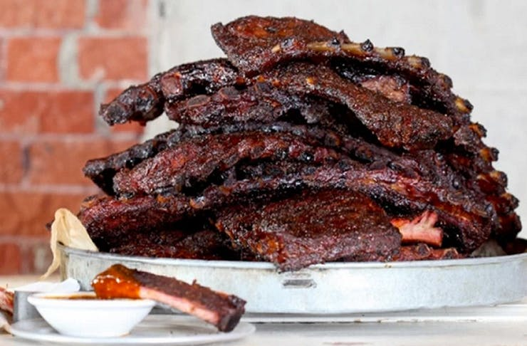 An All-You-Can-Eat Pork Rib Competition Is Happening!
