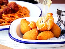 Eat Your Weight In Arancini And Meatballs At This Epic All-You-Can-Eat Night