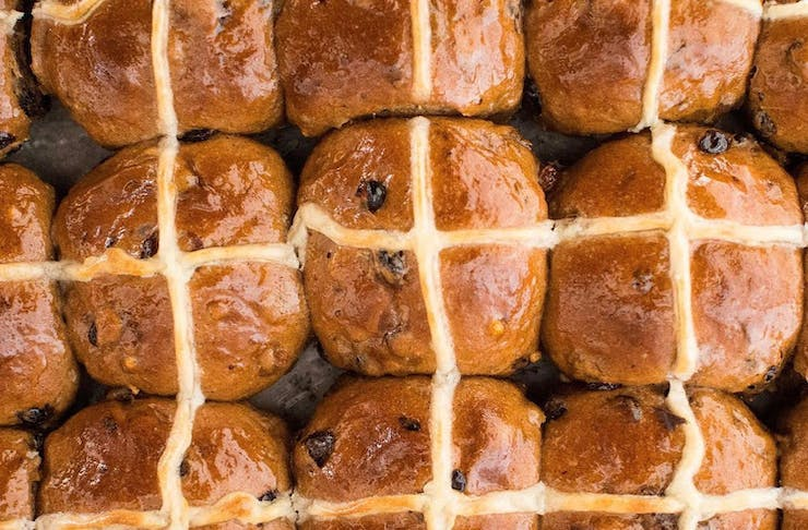 Auckland's Best Hot Cross Buns