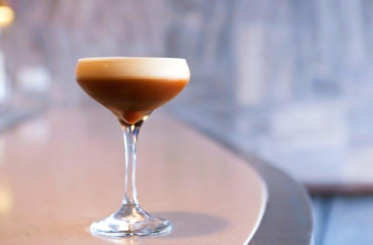 bennys espresso martini