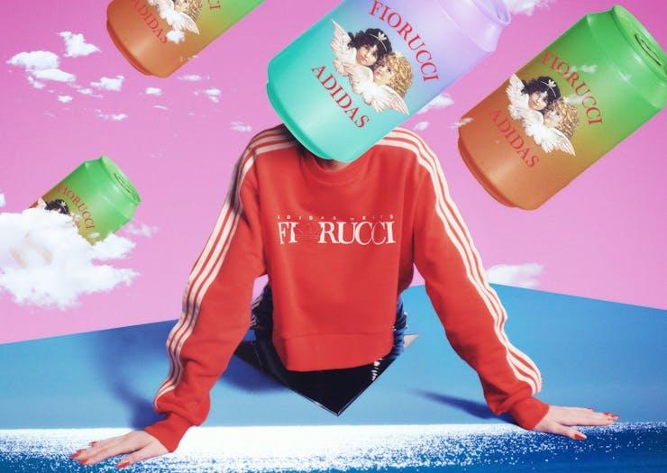 Adidas meets Fiorucci | Urban List