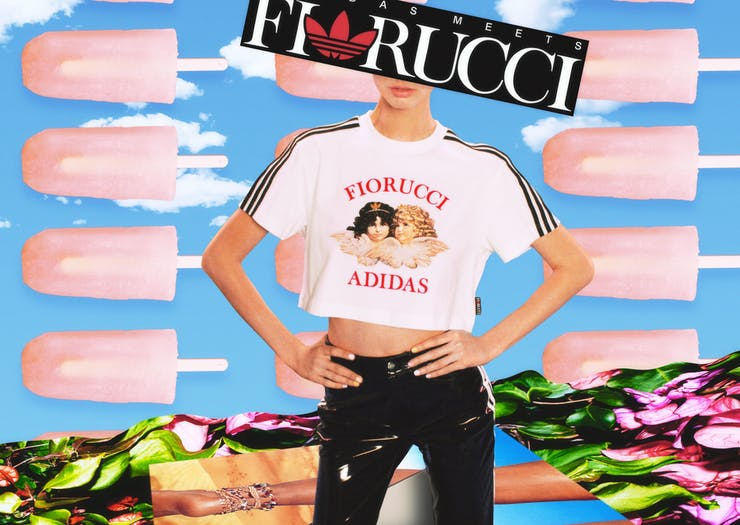 Disco For Days, Here's Your First Look At Adidas Meets Fiorucci
