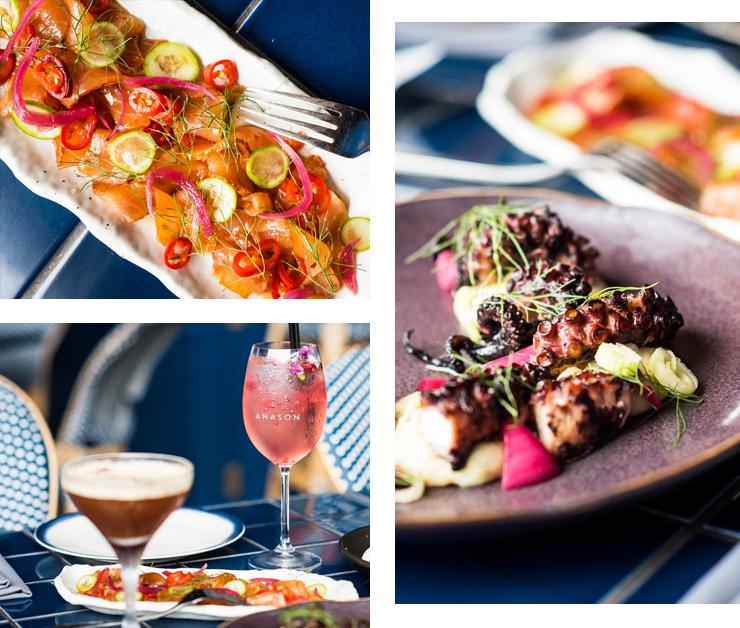 Mediterranean Kitchen Mastic Menu: These Are The Best Bars & Restaurants In Barangaroo