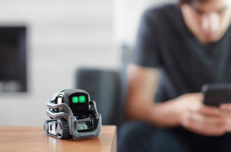 Anki Just Dropped A New 'Family Robot', And It's Basically WALL-E