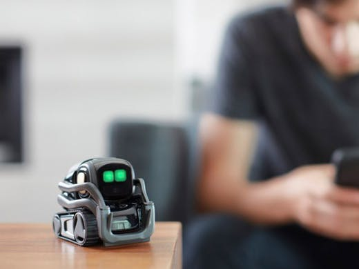 Anki Just Dropped A New 'Family Robot', And It's Basically