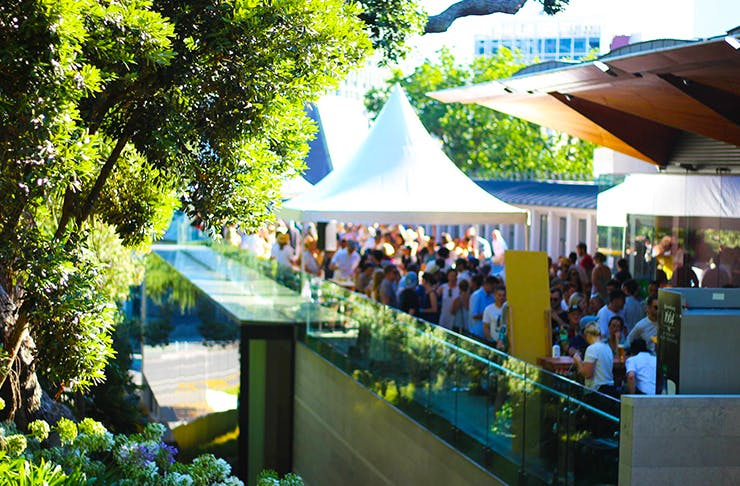 Auckland Is Getting A Rooftop Cocktail Party!