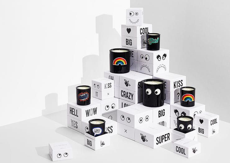 Money To Burn? Anya Hindmarch's Nostalgic Candles Just Dropped