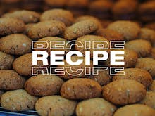 Get Baking This Weekend With Flour Drum's Spin On The Traditional Anzac Biscuit
