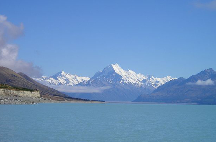 backpacking new zealand, aoraki