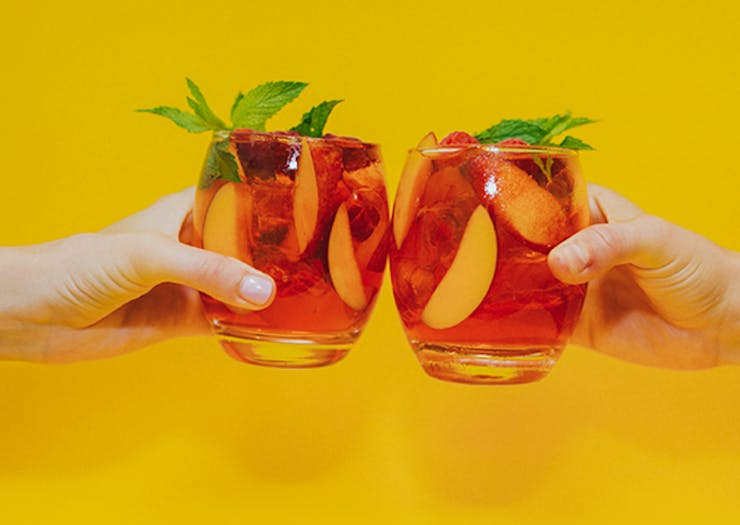The Oh-So Simple Summer Punch