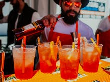 An Aperol Spritz Street Party Is Going Off In Bowen Hills This Weekend