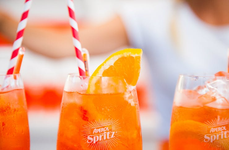Aperol Spritz Club Aperol