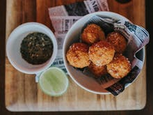 Load Up On Four Flavours Of Arancini At This Italian Street-Food Pop-Up